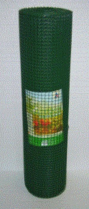 Садовая сетка (решетка)7*7мм 0,4*10мХакиФ-7