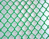 Садовая решётка из пластика 2424мм 0,5*10мХаки-ЗеленаяФ-24