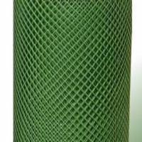 Садовая решётка из пластика1*5мХакиФ-60