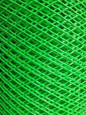 Садовая сетка (решетка)45*50мм 1*5мХаки-ЗеленаяФД-45