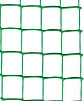 Пластиковая садовая решетка1*10мЗеленаяФ-90