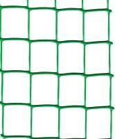 Садовая решётка из пластика1*10м 50*60мм  ЗеленаяФ-60