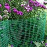 Пластиковая садовая решетка20*20мм 1*10мХаки-ЗеленаяФ-20