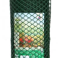 Садовая сетка (решетка)45*50мм 1*10мХаки-ЗеленаяФД-45