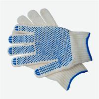 Рабочие перчатки Х/Б 10шт/упак Точка