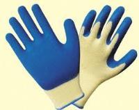 Перчатки с плотным эластическим покрытием10шт/упак