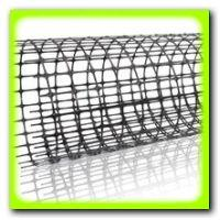 Армирующая сетка для стяжки 2*10мХАКИ