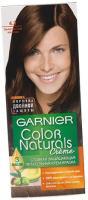 Краска для волос Гарнье Колор Нэчралс №4.3 каштан золотистый/12 шт.