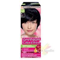 Краска для волос Гарнье Колор Шайн 2.10 Черничный черный/3 шт./2853711/