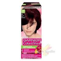 Краска для волос Гарнье Колор Шайн 3.6 Чёрная вишня/3 шт./2853811/