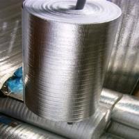Теплоизоляция металлизированная самоклеющаяся ЛМ 08СК (1,2*15м)