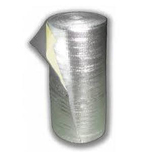 Теплоизоляция металлизированная самоклеющаяся ЛМ 03СК (1,2*25м)