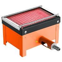 Горелка газовая инфракрасного излучения ГИК-1,8 (20): 1,8 кВт