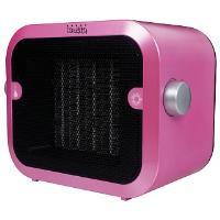 Тепловентилятор DELTA D-0305 розовый (6): 1500 Вт