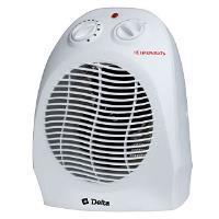 Тепловентилятор DELTA D-801-1/1 (6): 2000 Вт (РОССИЯ)