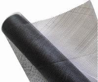 Сетка для защиты саженцев 0,8*5м с хомутами (черная)