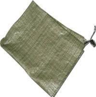 Мешки полипропиленовые зелёные 50х90см