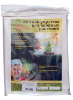 Конус для хвойных растений 1*1,2м белый