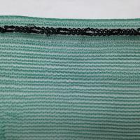 Защитная фасадная сетка темно-зеленая (4х50м) 35г/м2