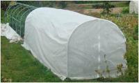 Спанбонд укрывной материал (агроткань) СУФ 80гр 1,6*10м белый
