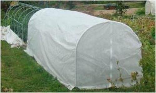 Спанбонд укрывной материал (агроткань) СУФ90, плотность 80гр 1,6*10м белый