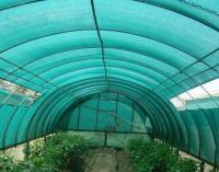 Защитная затеняющая сетка темно-зеленая (2х100м) 80г/м