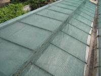 Затеняющая  сетка для теплиц зеленая (3х100м) 55г/м2