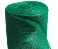 Сетка защитная для укрытия лесов и фасадов зеленая (3х100м) 80г/м