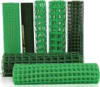 Сетка для ограждения  пластиковая 1,5*25м зеленая