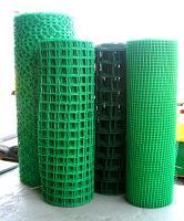Сетка пластиковая садовая 1,5*10М  хаки 70*58