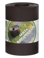 Бордюрная лента для грядок 30СМ, 10М коричневая