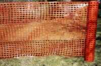 Сетка барьер оградительнаяА-45/1,3/25 оранжевая