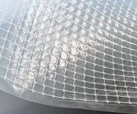Пленка полиэтиленовая армированная2х25м 140г/кв.м 200мкр