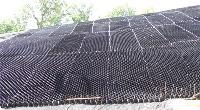 Полимерная объемная георешетка для укрепления откосов2,75*6М черная