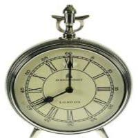 Часы настольные 18*11*24см (уп.1/8шт.)