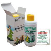 Горыныч - бинарный препарат для туалетов 0,5л