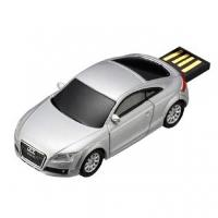 Флешка USB Drive  Audi TTCoupe silver 16GB