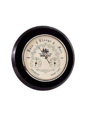"Барометр-метеостанция ""BRIGANT"": барометр, термометр, гигрометр 15*46см (уп.1/10шт.)"