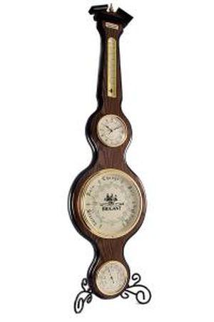 "Барометр-метеостанция ""BRIGANT"": барометр, термометр, гигрометр 12*39см (уп.1/30шт.)"
