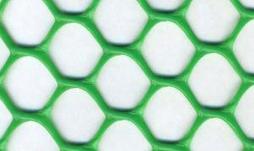 Заборная решетка пластиковая З-32 2*30м (Хаки)