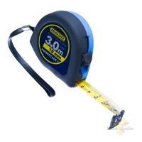 11035 Рулетка измерит. с резиновым наконечником и магнитом, 10мx25мм