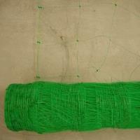 Шпалерная сетка для огурцов Ф-150 ячейка:150*130мм 1,7*500м Хаки