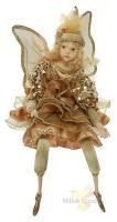 Фигурка интерьерная - кукла декоративная