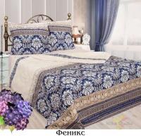 Семейный Комплект постельного белья Пододеяльник 143*216 2 шт, простыня 220*240,нав. 70*70 2шт