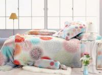 Двухспальный Комплект постельного белья пододеяльник 180*220 простыня 200*220, наволочка 50*70 - 2 ш