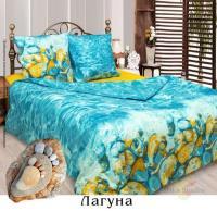 1,5 спальный Комплект постельного белья Пододеяльник 143*216, простыня 145*220, нав.70*70 2шт