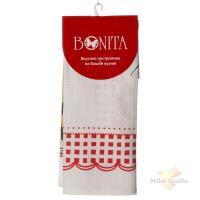 Полотенце 44*59 Bonita, вафельное, Натюрморт Виноград