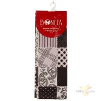 "Полотенце вафельное 45*71 см, ""Bonita"", Трюфель"