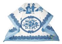"""Полотенце вафельное 44*59 см, """"Bonita"""", Французская коллекция"""