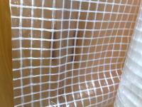 Пленка армированная 2х25м 120г/кв.м Polinet LUX